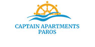 Captain Apartments Naousa